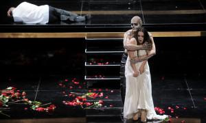 Opera National de Lorraine, Orphée et Eurydice, Christoph Willibald Gluck. Direction musicale : Rani Calderon ; Mise en scène : Ivan Alexandre